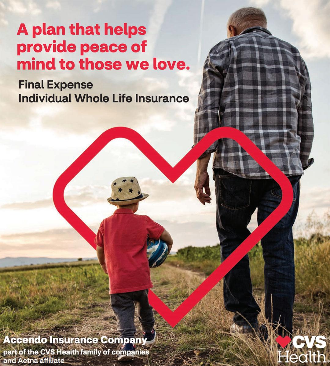CVS Health Final Expense Whole Life Insurance